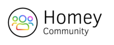 Homey Community Pages